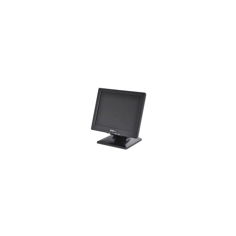"""VISOR LCD OTEK 8"""" USB NEGRO"""